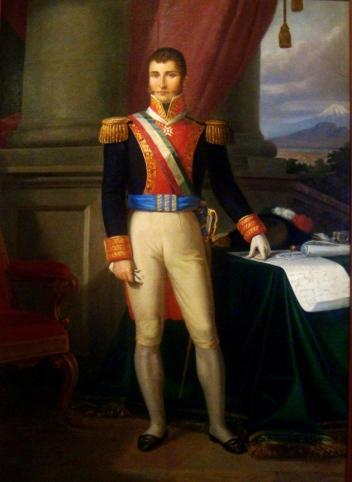19 Anônimo (México)_séc. XIX Agustín de Iturbide